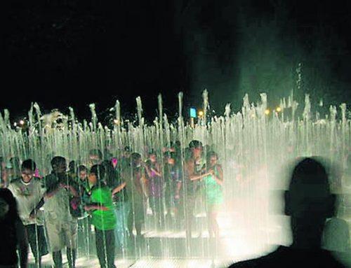 Lima de Noche y Circuito Mágico del Agua